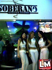 Home Club Brugal @ Viernes Soberano Liquor Store