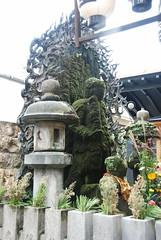 Hōzen-ji & Fudō-myōō Statue