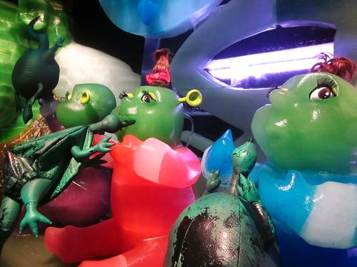 Shrek - ICE Festival - Grapevine - Gaylord Texan