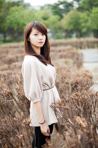 [フリー画像素材] 人物, 女性 - アジア, 台湾人 ID:201201161400