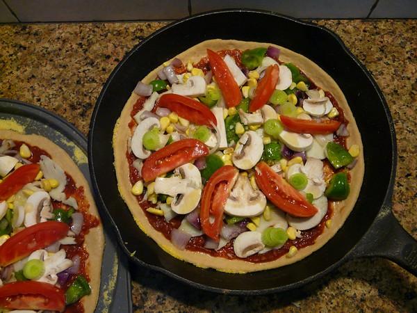 pizza dinner