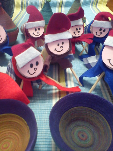 grupet de tiós de nadal by beasabine