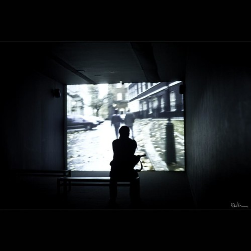 Spectator by David Hannah