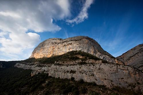 Roca del Arcs, Vilanova de Meia, Catalunya