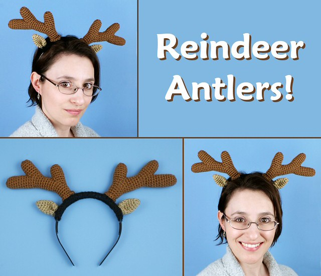 how to make antlers for a costume