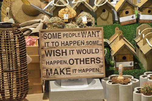 Wisdom shopping?