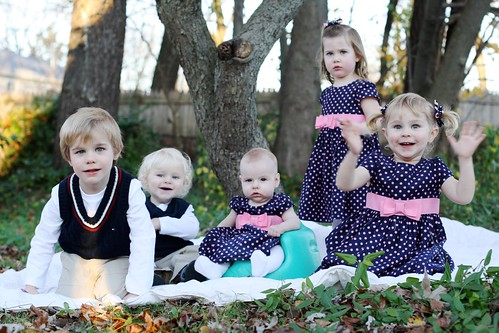 cousin photo chaos!