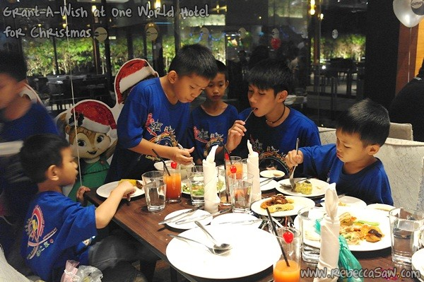 Grant-A-Wish at One World Hotel for Christmas-4