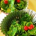 Cornflake Christmas Holly