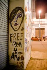 Freedom for Art