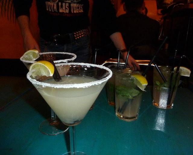 Pre-John Waters Christmas Show Drinks at Cubana