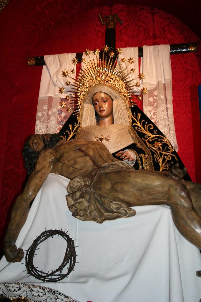 Santísimo Cristo de la Misericordia y Nuestra Señora de la Piedad 2