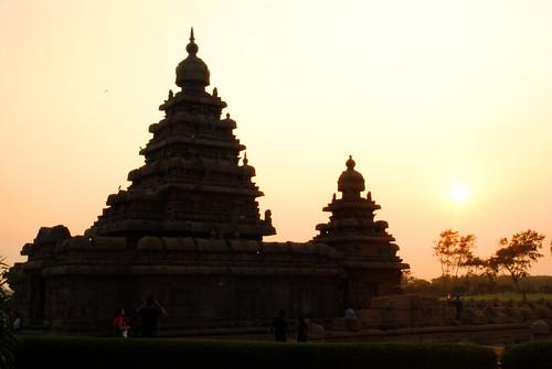 Mahabalipuram Shore Temple India Mahabalipuram Shore Temple 1