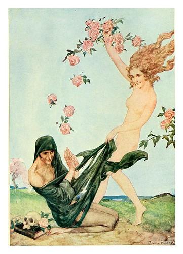 029-Rubáiyát of Omar Khayyám 1900- ilustrado por Willy Pogany