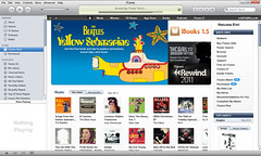 image ofapple itunes - Amazon's digital sales grow faster than Apple's