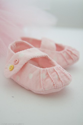 baby shoes by McArt