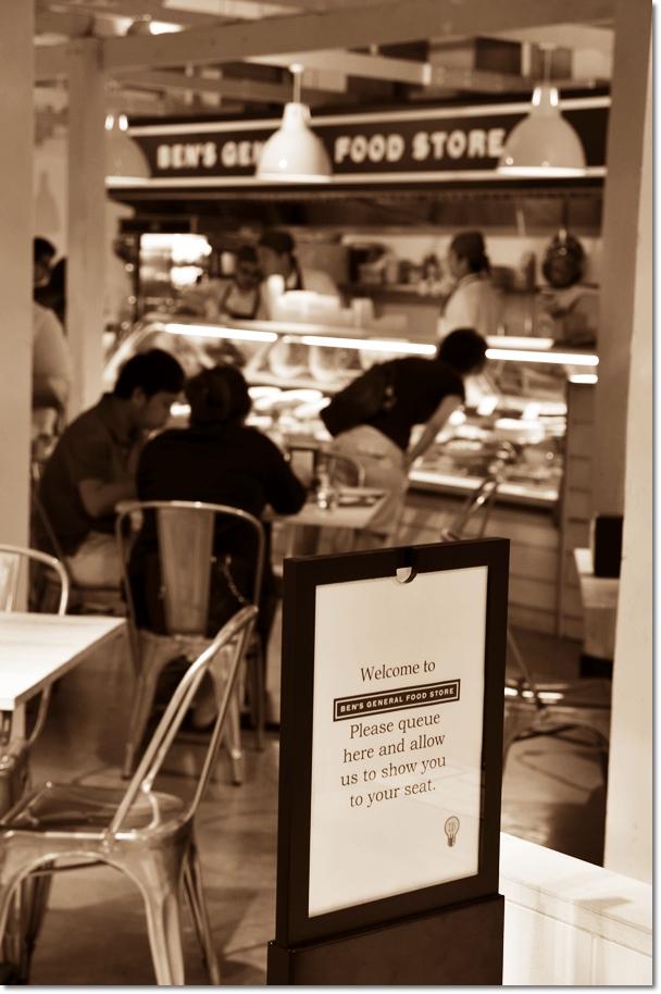 Ben's General Food Store @ Publika