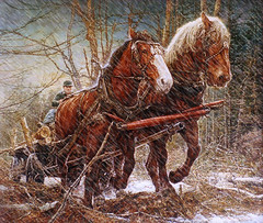 My Favorite Winter Paintings