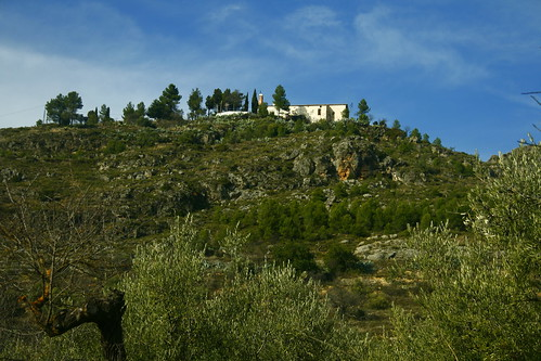 Ermita del Santísimo Cristo de Planes