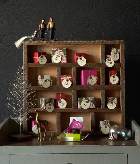 anthology magazine advent calender