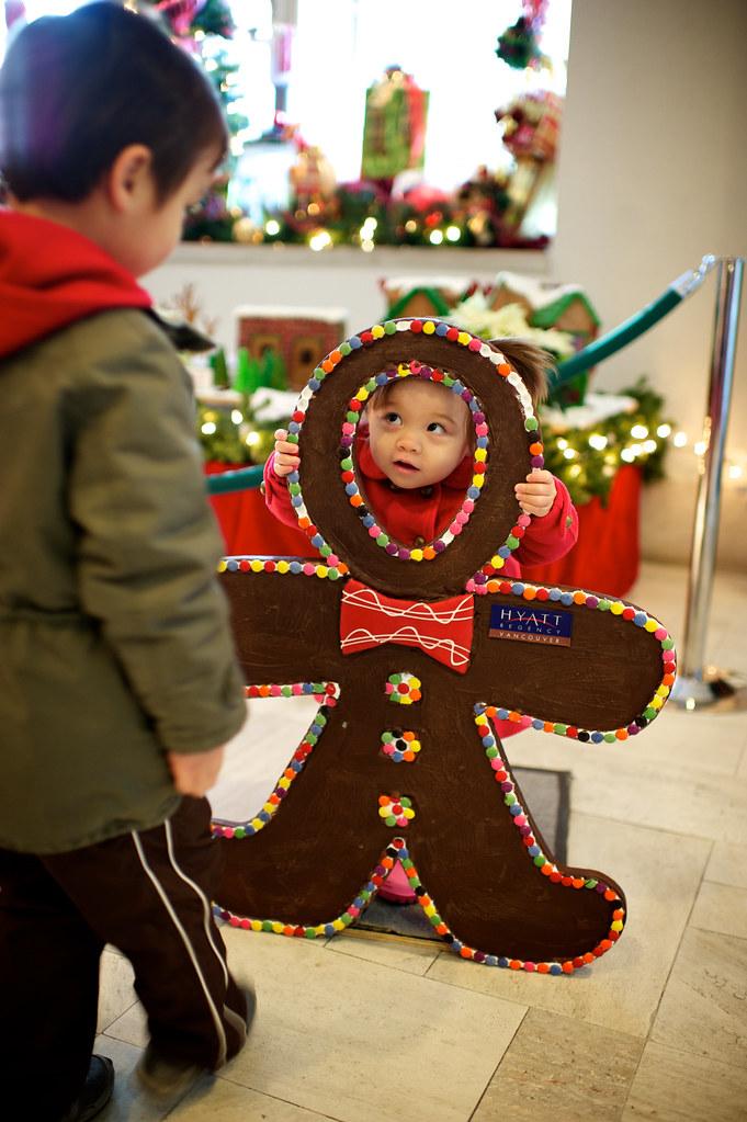 Hyatt Hotel Gingerbread