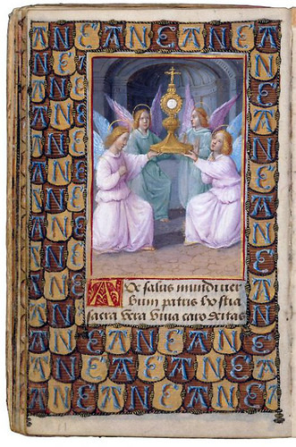 008-Prayer Book of Anne de Bretagne-siglo XV-Jean Poyer-© The Morgan Library & Museum