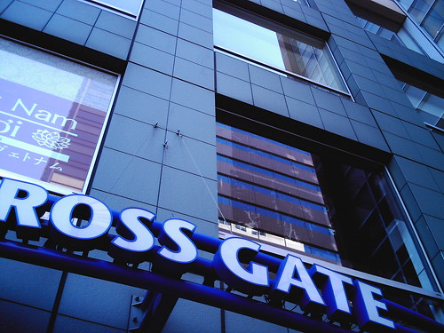 CROSS GATE