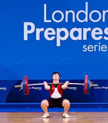 2012年はロンドンオリンピック