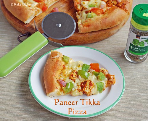 Paneer-tikka-pizza-recipe