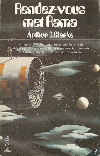 Arthur C. Clarke - Rendez-vous met Rama (Fontein 1974)