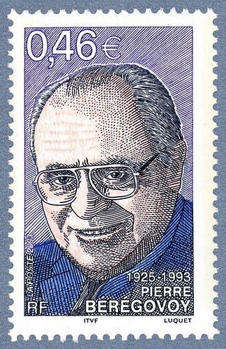 Pierre Bérégovoy. 1925-1993
