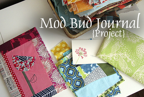 Mod Bud Journal Project