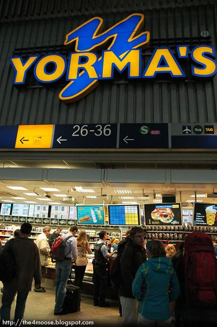 Munich Hauptbahnhof - Yorma's