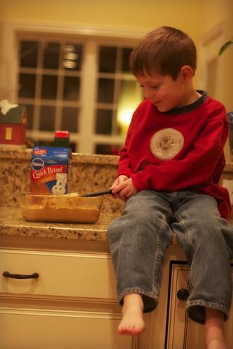 preschool baking