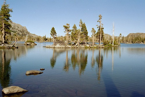 Middle Velma Lake by Wayne-K