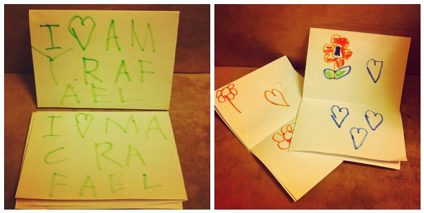 Love letter on 2011-11-11