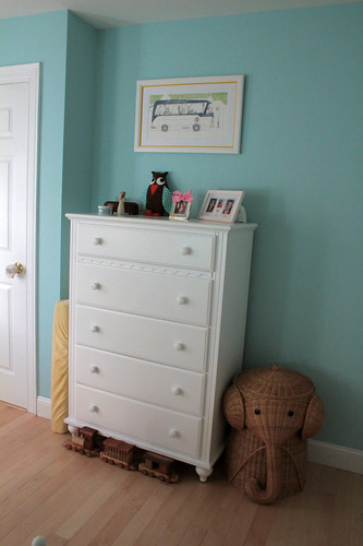 Dresser and Hamper