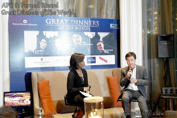 AFC - Great Dinners of The World-3