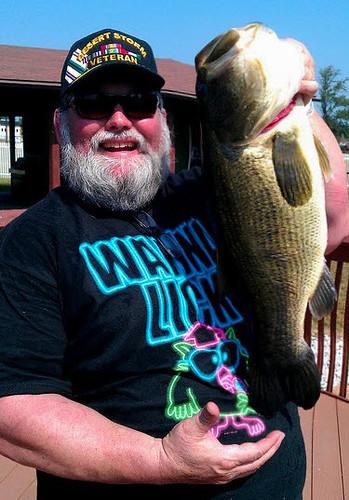 State Record Largemouth Bass