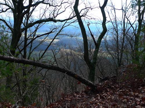 geocaching view hiking hike bays