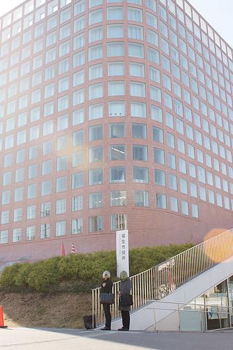 福生市から感謝状 2011.12.15