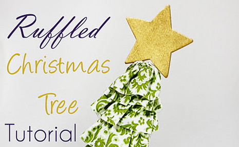 Ruffled Tree Tutorial