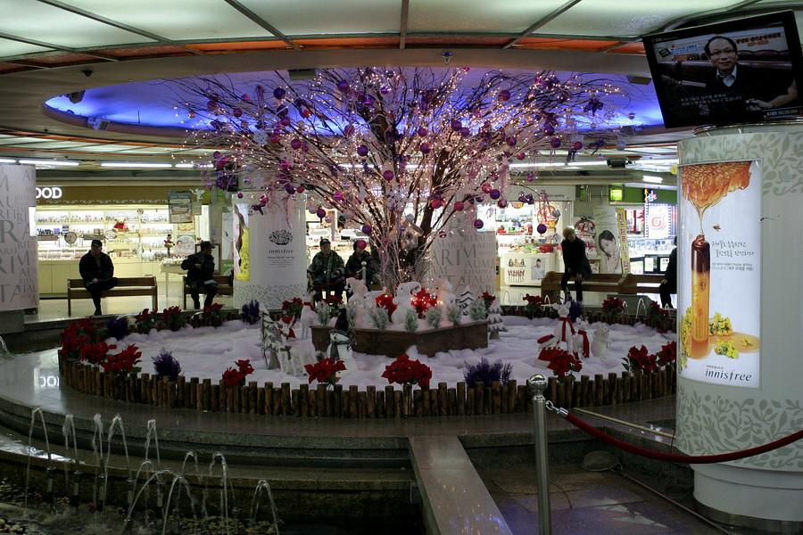 Underground mall(2)