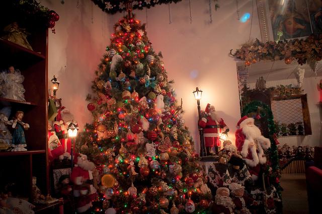 Casa do Papai Noel - Teresina - Pi