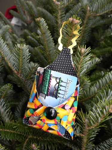 Gift Card Holder Ornament