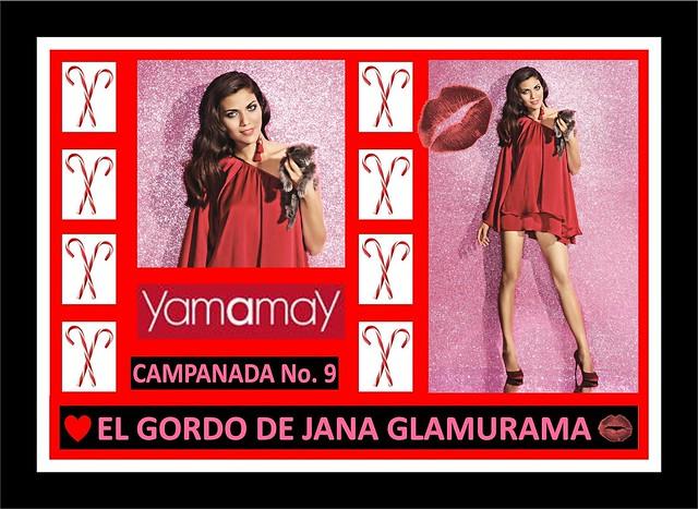 Yamamay - Campanada 09