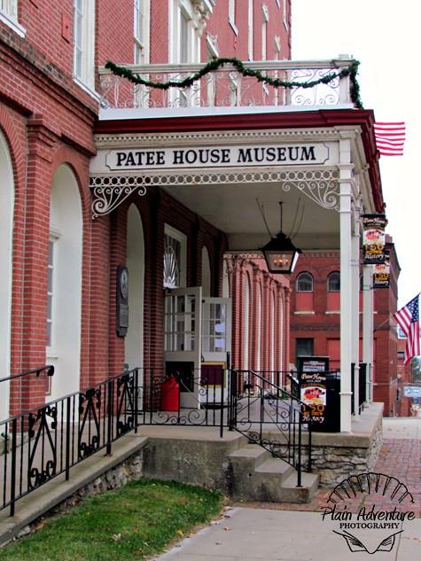 Patee House Museum 28 Images History Tourism St Joseph Mo Economic Development Partnership