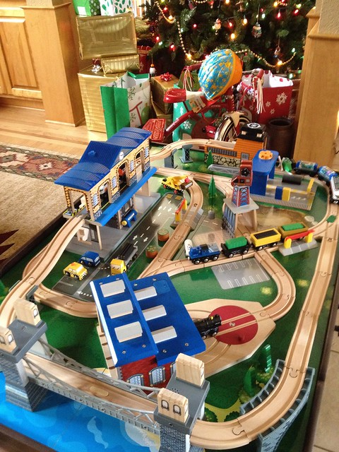 Quinn and Gavin's Trains