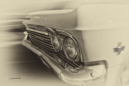 Chevrolet Impala SS by Wutzman