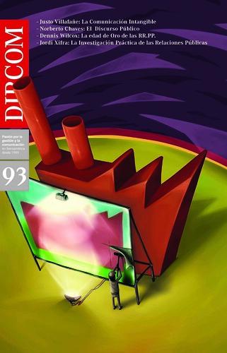 tapa de la revista dircom 93